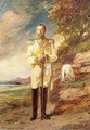 Portrait of George V as Prince of Wales 1865-1936 1908 - John Seymour Lucas