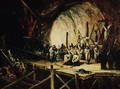 Inquisition Scene 1851 - Eugenio Lucas y Padilla