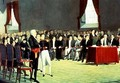 Signing of the Act of Independence on 5th July 1811 - Juan Lovera