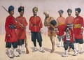 Soldiers of the Rajput Regiment - Alfred Crowdy Lovett