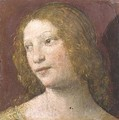 Head of a Young Woman - Bernardino Luini