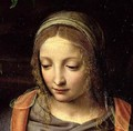 The Virgin and Child in a Landscape 2 - Bernardino Luini