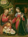 The Nativity after 1525 - Bernardino Luini