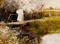 The Orchard Brook - Thomas Mackay