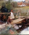 The Young Anglers - Thomas Mackay