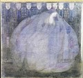 The Mysterious Garden 1911 - Margaret MacDonald Mackintosh