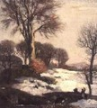 Winter Landscape 1908 - William York MacGregor