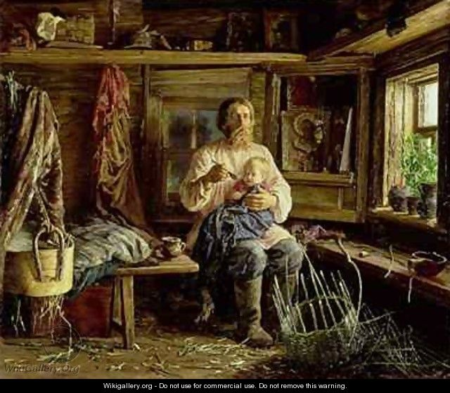 The Blind Husband - Vasili Maksimovich Maksimov