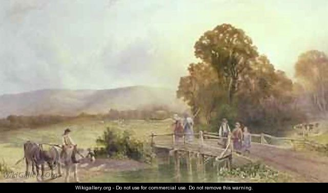The Downs at Midhurst - Henry Maplestone