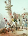 French Troops 2 - (after) Marbot, Alfred de