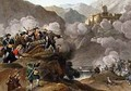 The Tirolese Patriots Storming the Fortress of Kuffstein with their Wooden Guns - (after) Manskirch, Franz Joseph