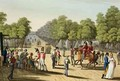 Encampment of the British Army in the Bois de Boulogne 1815 - (after) Manskirch, Franz Joseph