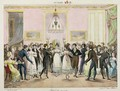 A Society Ball - Hippolyte Lecomte