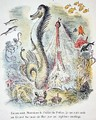 The Marriage of the Eiffel Tower to the Great Sea Serpent - V. Lecampion
