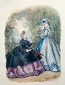 Afternoon Dress for Women - Heloise Leloir