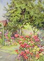 The Artists Garden - Arthur Legge