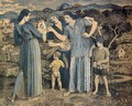Mothers and Children in Landscape - Derwent Lees