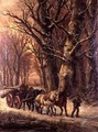 Logging in the Snow 2 - Alexis de Leeuw