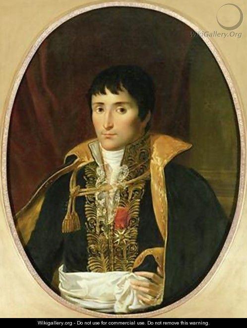 Portrait of Lucien Bonaparte 1775-1840 - (attr. to) Lefevre, Robert