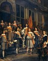 A Company of the Hague Arquebusiers - Maerten Lengele