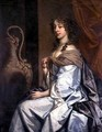 Portrait of Mary Bagot Countess of Middlesex and Dorset 1645-79 - Sir Peter Lely