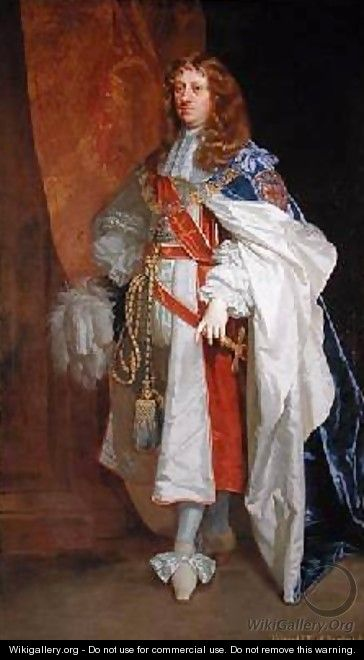 Edward Montagu 1st Earl of Sandwich - Sir Peter Lely
