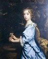 Isabella Dormer aged 8 - Sir Peter Lely