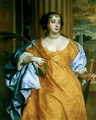 Barbara Villiers Duchess of Cleveland as St. Catherine of Alexandria - Sir Peter Lely