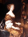 Anne Countess of Exeter - Sir Peter Lely