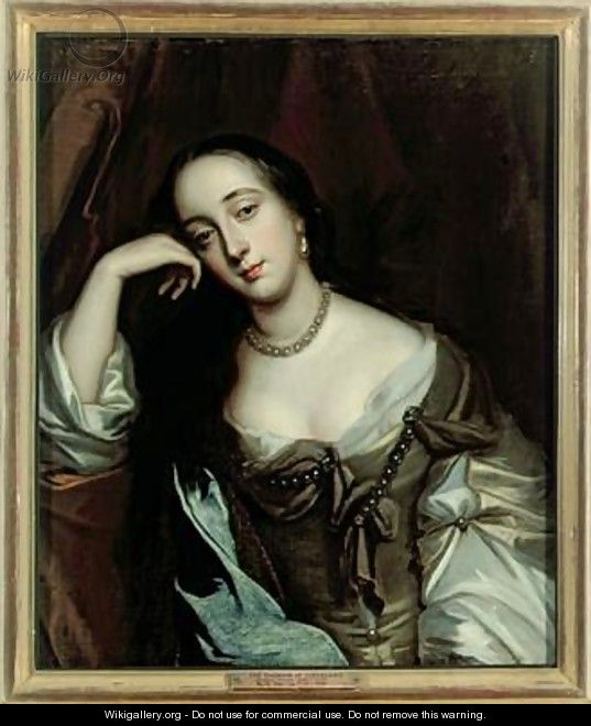 Barbara Villiers Duchess of Cleveland - Sir Peter Lely