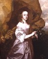 Portrait of Mrs Rous - Sir Peter Lely