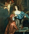 Eleanor Needham Lady Byron 1627-64 as St Catherine - Sir Peter Lely