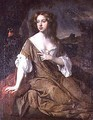 Portrait of a Lady in a Brown Cloak - Sir Peter Lely