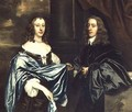 The Honourable James Herbert and his wife Jane - Sir Peter Lely