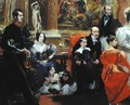 The Grosvenor Family - Charles Robert Leslie