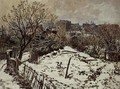 The Allotments of Montmartre - Marcel Leprin