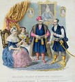 Old Costumes of the Polish Nobility - Jan Lewicki