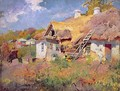 Ukrainian Cottages 1906 - Petr Levchenko