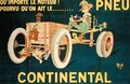 Advertisement for Continental Tyres - Michel, called Mich Liebeaux