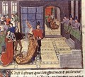 The Marriage of Renaud de Montauban and Clarisse - Loyset Liedet