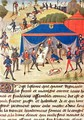 Renaud de Montauban and Charlemagne 742-814 - Loyset Liedet