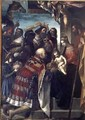 Adoration of the Magi - Jacopo Ligozzi