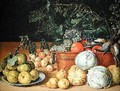 Still Life with Fruit 1642 - Gottfried Libalt