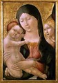 Madonna and Child with an Angel - da Verona Liberale (Bonfanti)