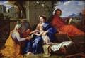 The Holy Family - Louis Licherie de Beuron