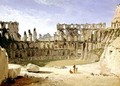 The Colosseum - William James Linton