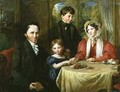 WA Garrett and Family 1830 - John Linnell