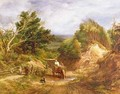 Crossing the Brook - John Linnell