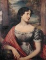 Portrait of Miss Jane Puxley 1826 - John Linnell