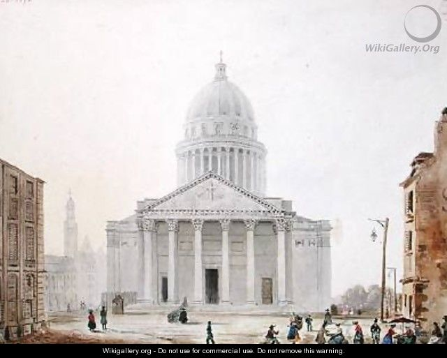 The Pantheon 1820 - Eleonore Linet